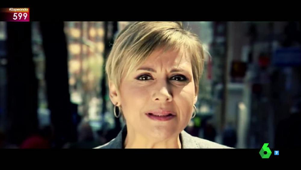 Gloria Serra habla sobre Frank Blanco
