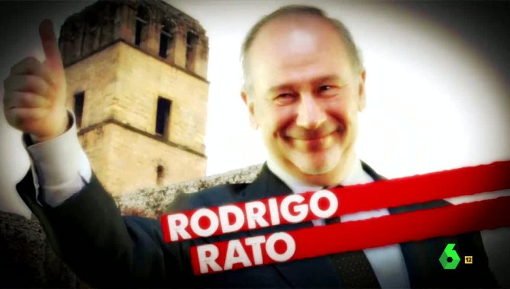 Rodrigo Rato en los papeles de Panamá