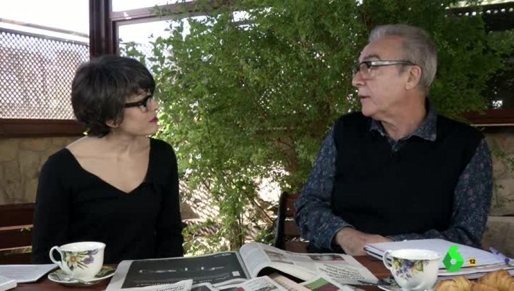Thais Villas entrevista a Juan José Millás