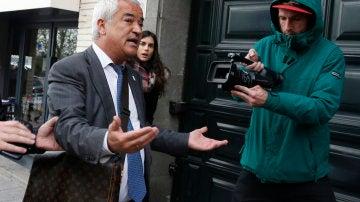 Luis Pineda, presidente de Ausbanc