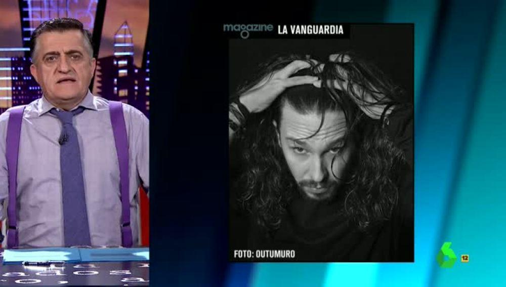 Wyoming analiza las dos caras de Pablo Iglesias