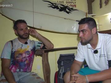 Nacho y Quintín, en Pekín Express