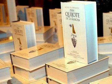 Una edición del Quijote