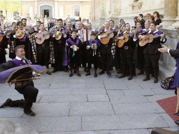 Alcalá de Henares, con Cervantes