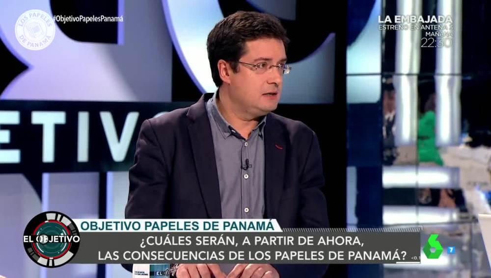 Óscar López en El Objetivo