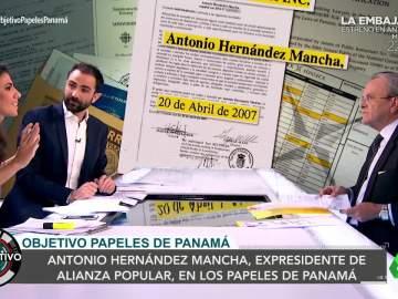 Hernández Mancha en El Objetivo