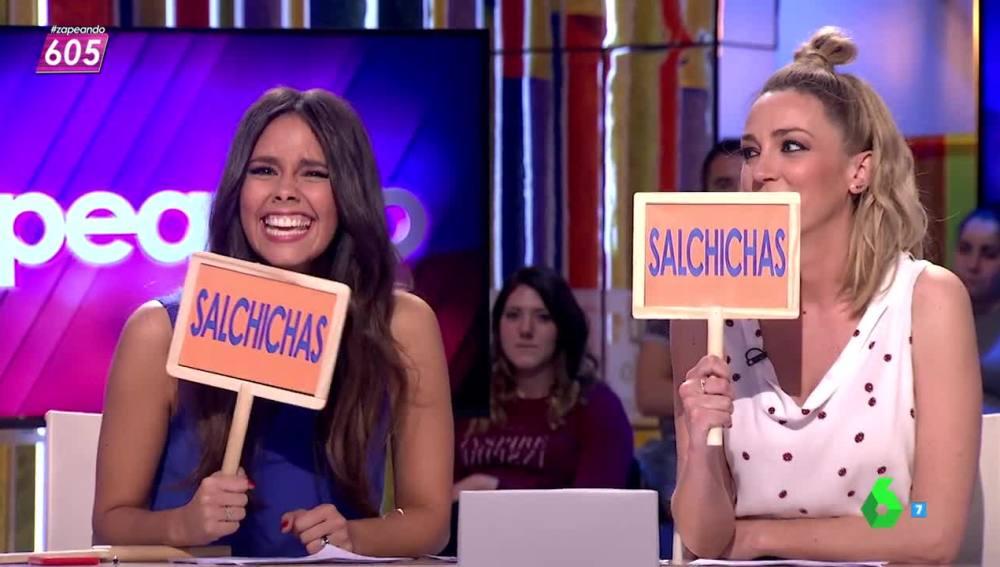 """Miki Nadal: """"¿Qué era el número 4? ¿Piernas o salchichas?"""""""