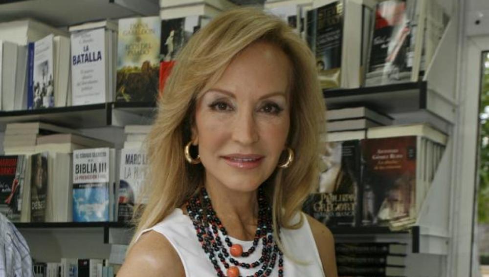 Carmen Lomana, en una imagen de archivo