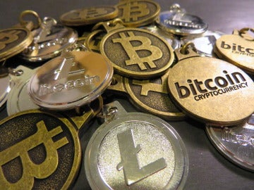 Monedas Bitcoins
