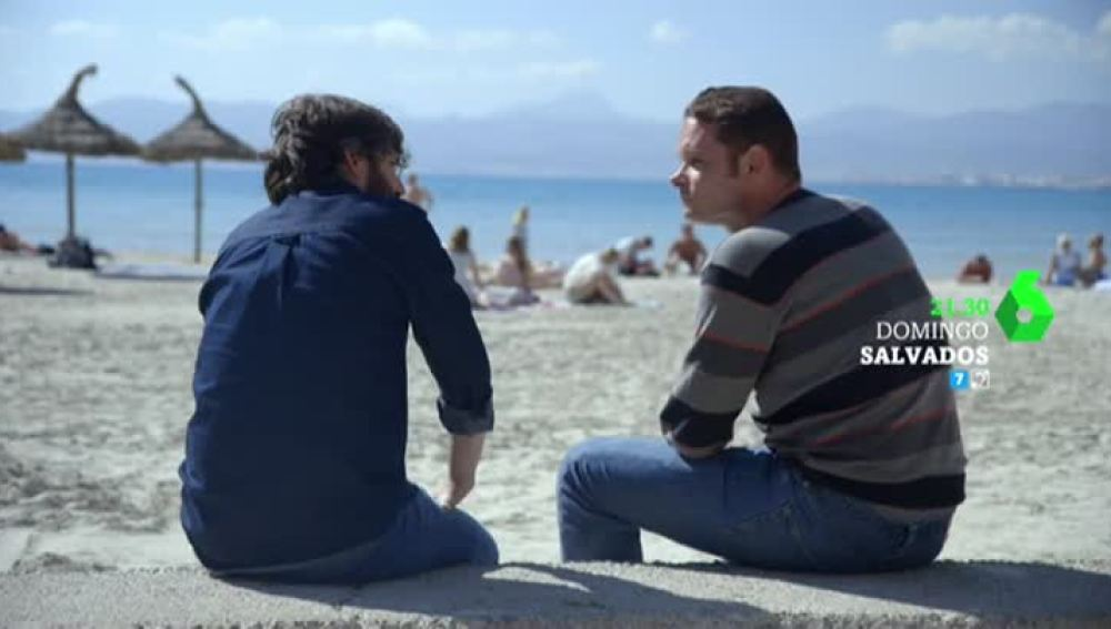 Jordi Évole entrevista a Romano Van Der Dussen
