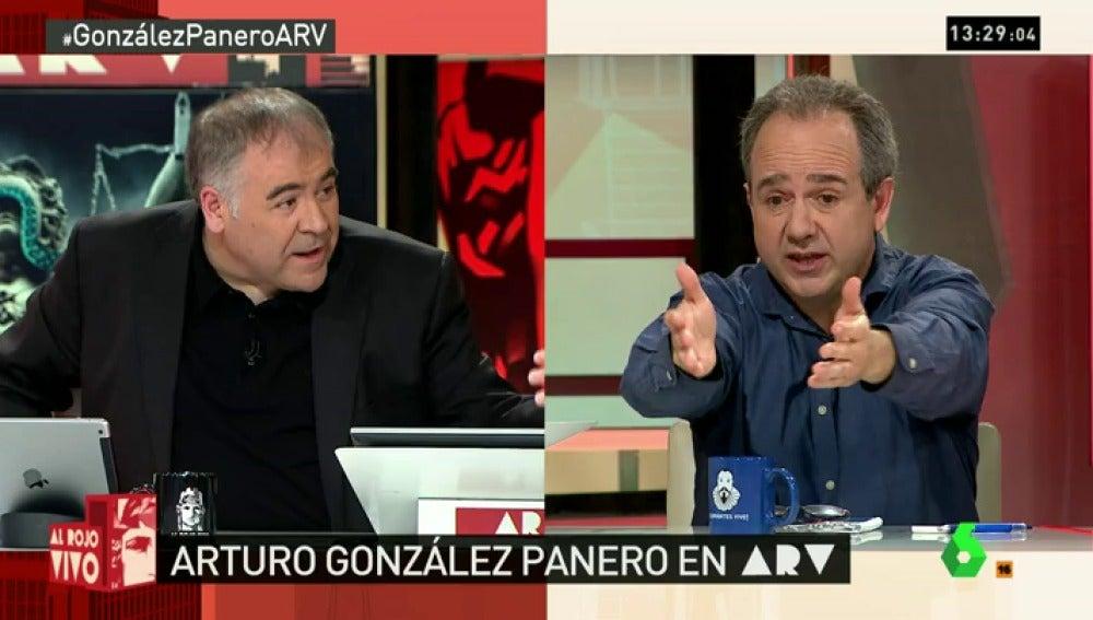 """Frame 0.0 de: 'El Albondiguilla': """"A Aguirre le conté lo que había pasado con las adjudicaciones"""""""