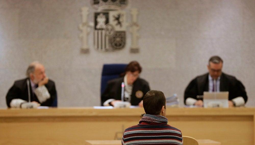 La Audiencia Nacional juzga al exdirigente etarra Eneko Gogeaskoetxea