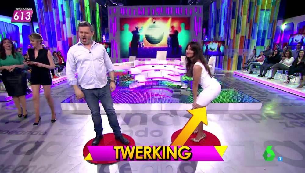 El Twerking de Cristina Pedroche