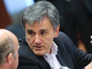 El ministro de Economía griego