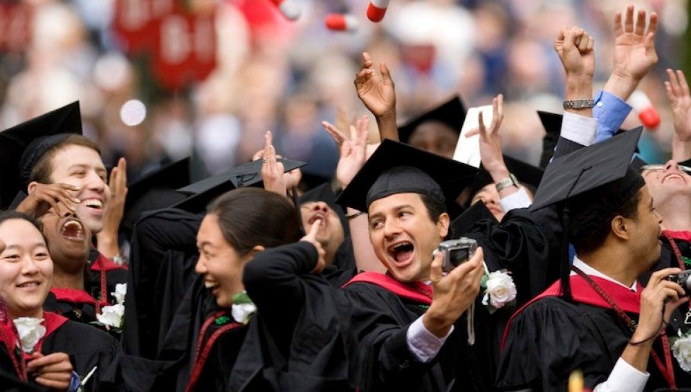 Graduados de la Universidad de Harvard