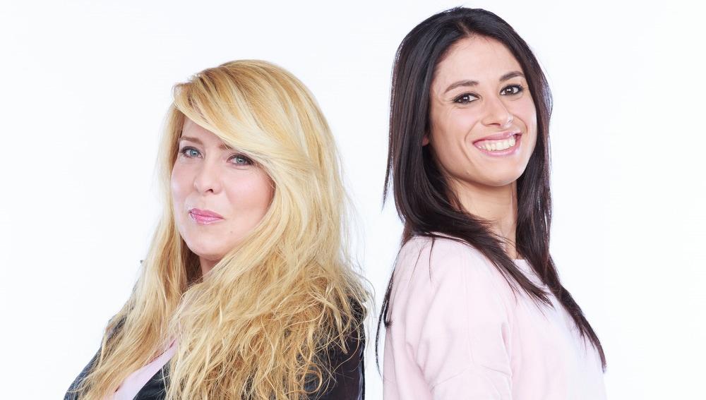 Vanessa y Andrea