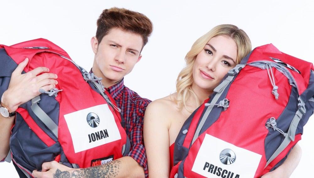 Jonan y Priscila
