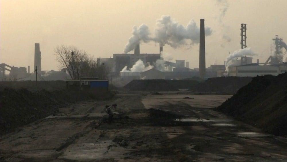 Frame 27.667009 de: El 80% de los habitantes de ciudades sufre contaminación por encima de los límites de la OMS