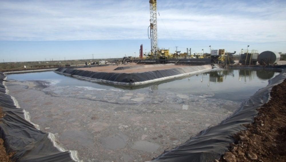Depósito de fracking