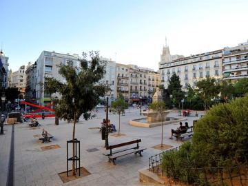 La Plaza Pedro Zerolo en Chueca se inaugura oficialmente en homenaje al político socialista
