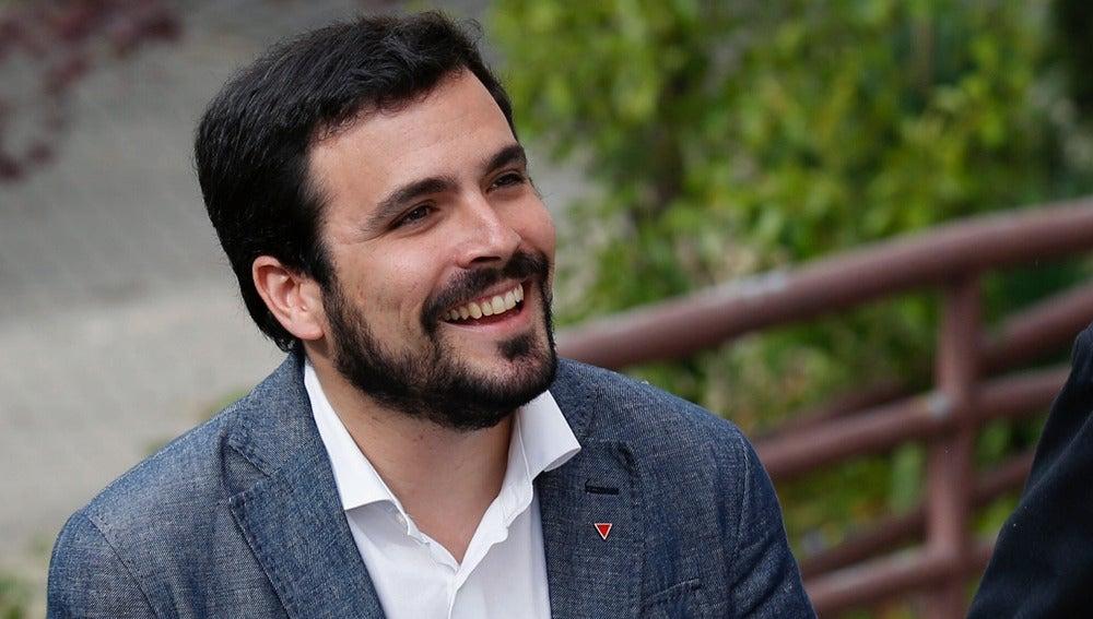 Alberto Garzón en una imagen de archivo