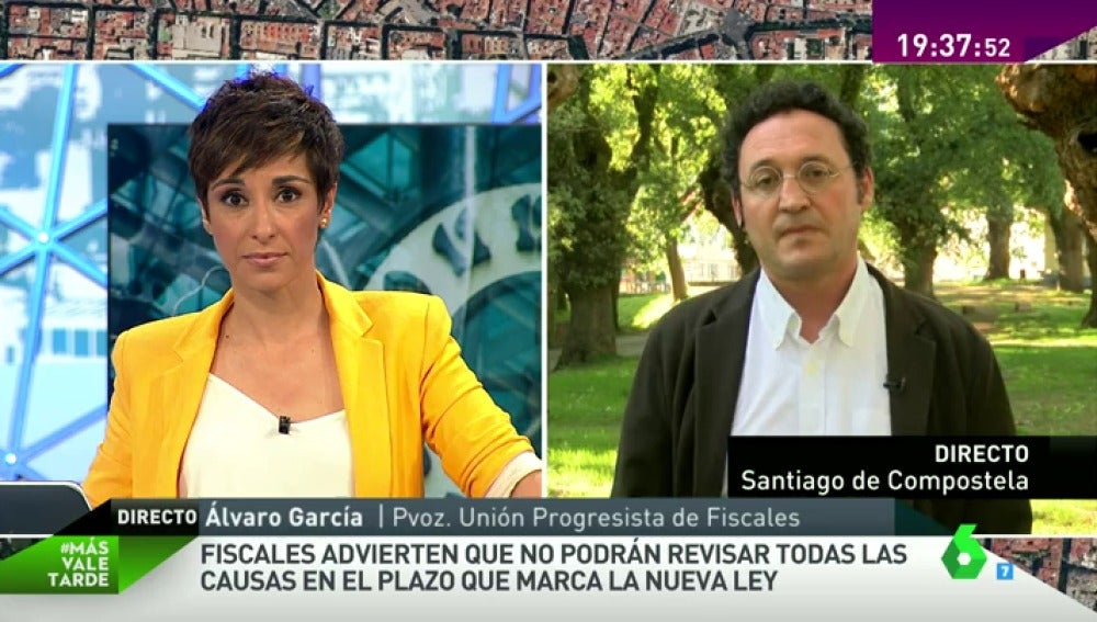 Álvaro García en MVT