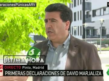 Primera entrevista de David Marjaliza