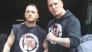 Miembros del Movimiento Antitaurino de Lucha