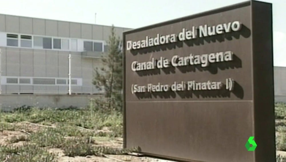Desaladora de Cartagena