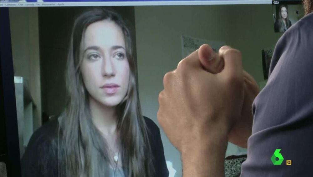 Gonzo entrevista a una estudiante de Erasmus