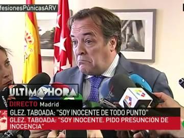 González Taboada arv