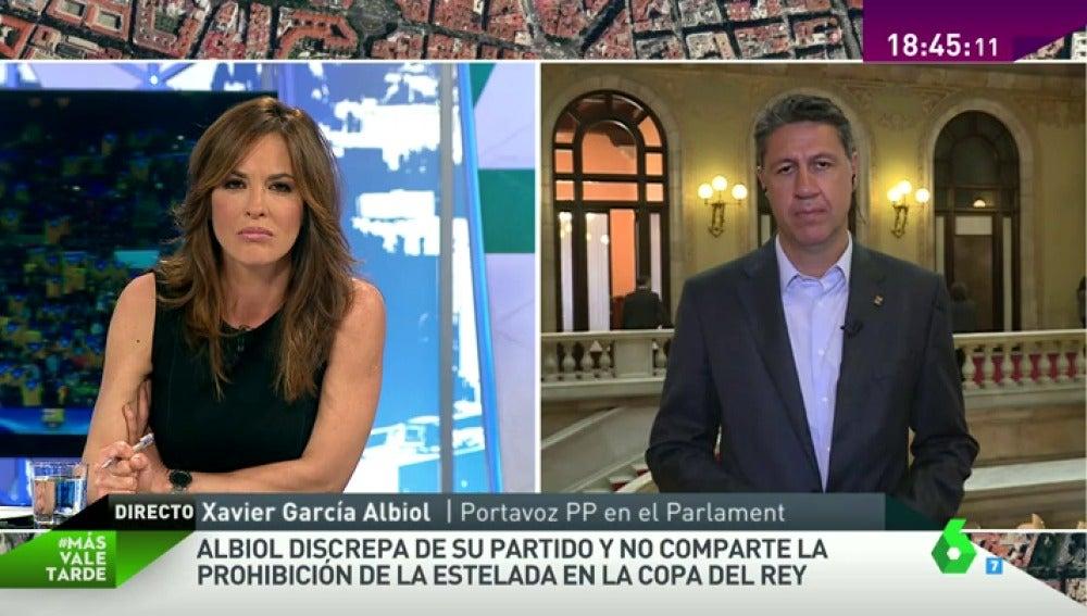 Xavier García Albiol en MVT