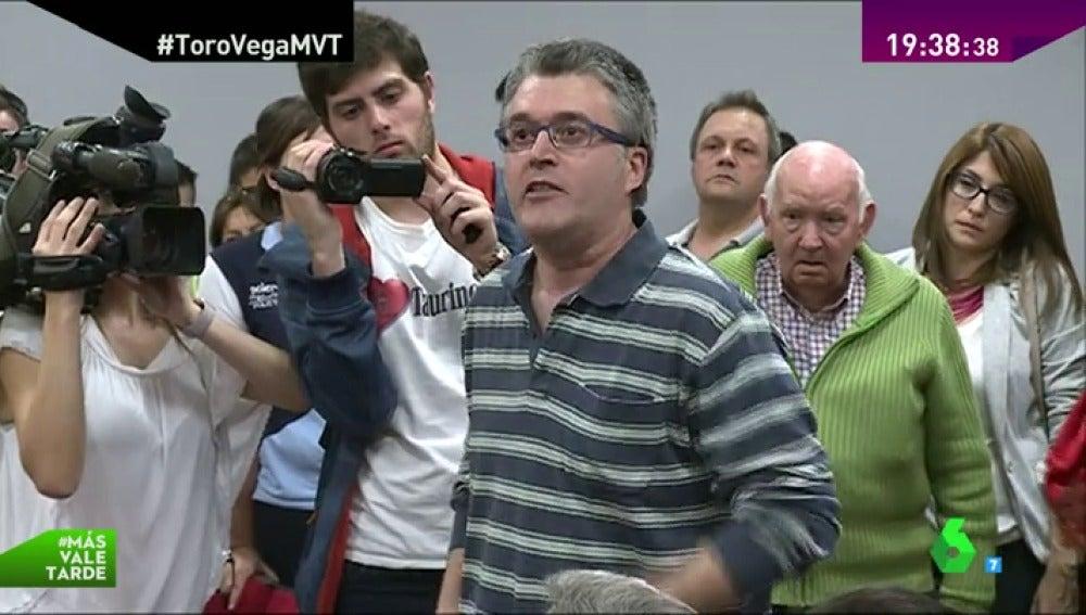 Representante de Unión Regionalista de Castilla y León