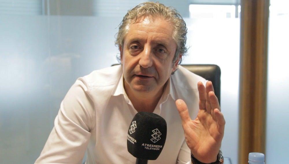 La porra de Josep Pedrerol para la final de Champions Total