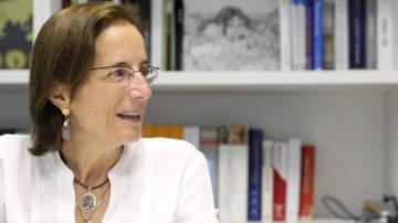 La periodista Salud Hernández-Mora, en una foto de archivo