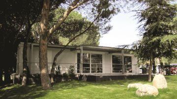 Smart Home Living Lab – ETSIT UPM  (Foto