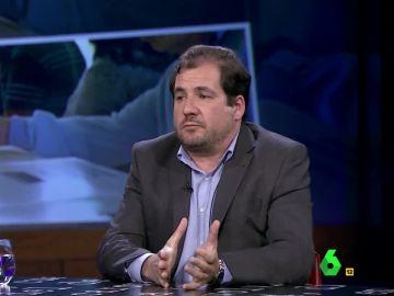 El profesor Ciencia Política de la UAM e investigador del Instituto Elcano Ignacio Molina