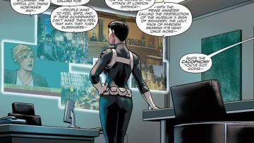 Cristina Pardo es 'Christine Brown' en Capitán América