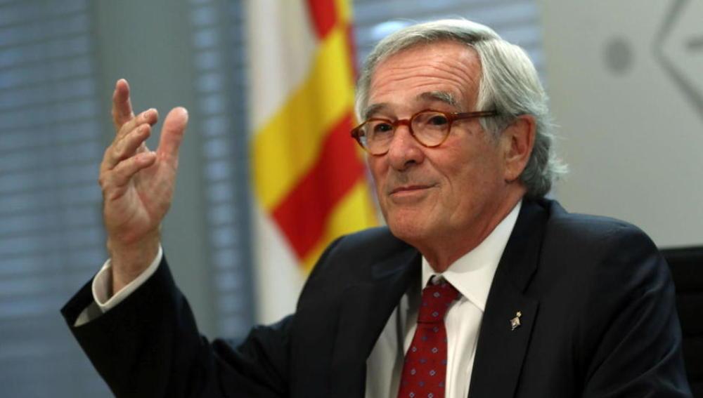 Xavier Trías, exalcalde de Barcelona