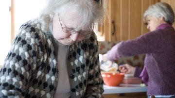 A los ancianos les cuesta seguir la diet