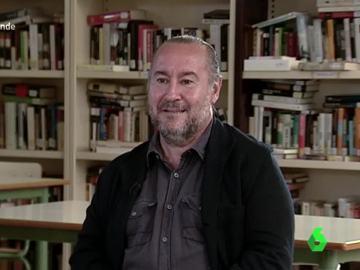 Javier Bleda, periodista y amigo de Mario Conde