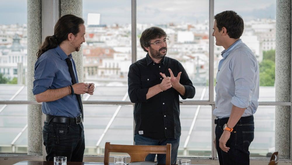 El cara a cara de vuelta entre Pablo Iglesias y Albert Rivera