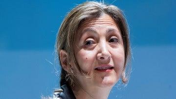 Ingrid Betancourt en el Management & Business Summit
