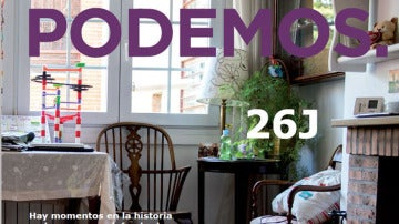 El programa electoral de Podemos imita a un catálogo de Ikea