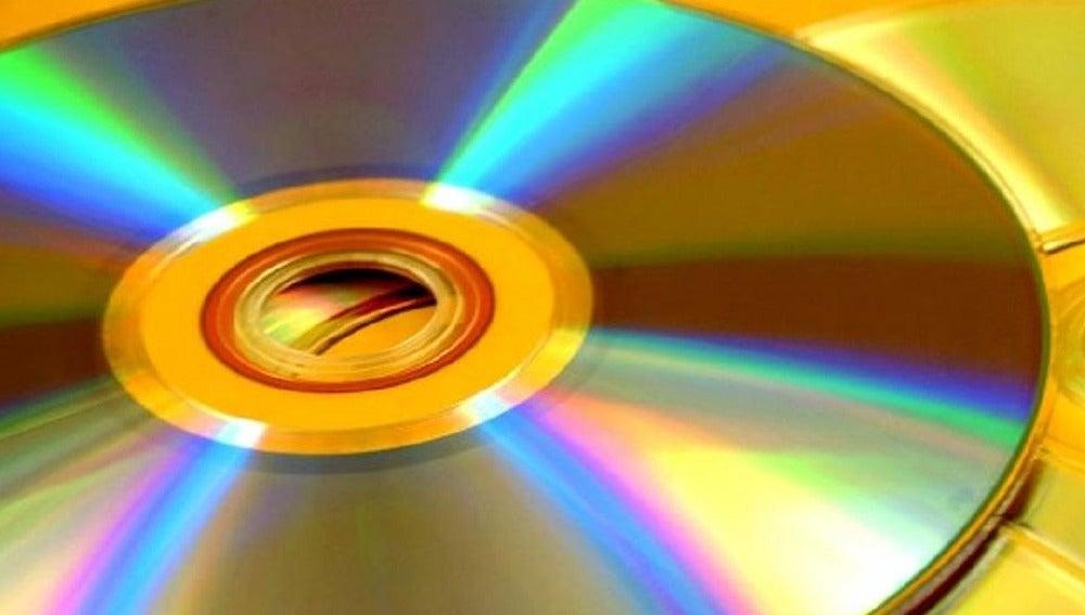 Imagen de un CD