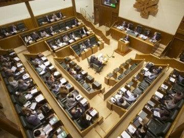 Imagen de archivo del Parlamento Vasco
