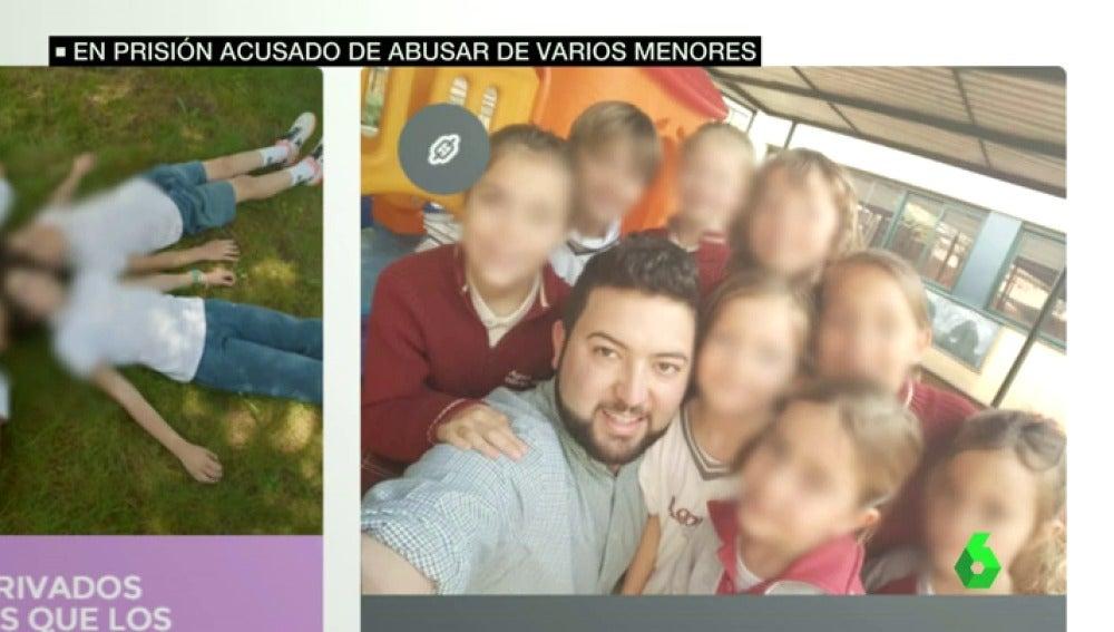 Frame 20.988101 de: FALSO PROFESOR GUARRO