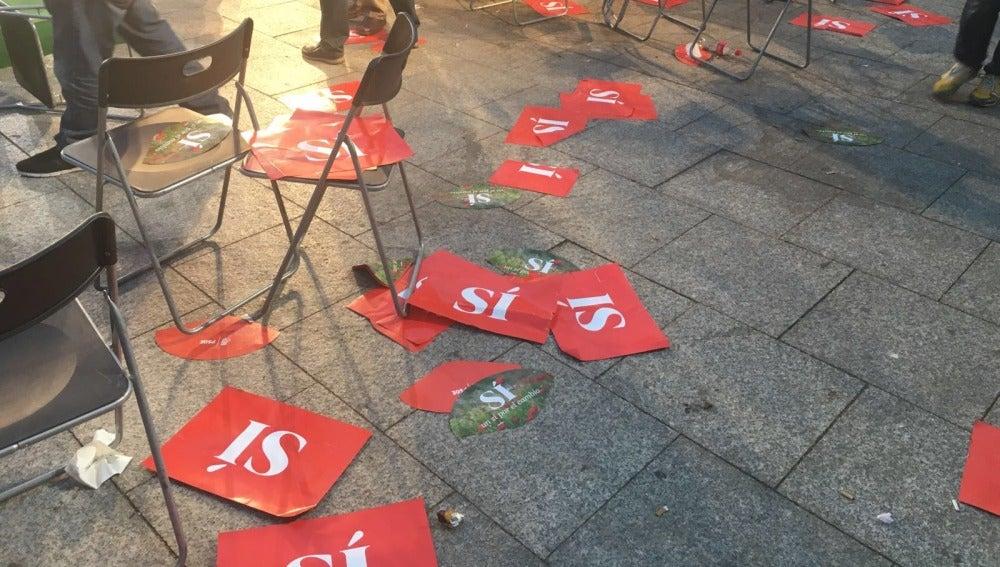 Primer acto de campaña del PSOE de cara al 26J