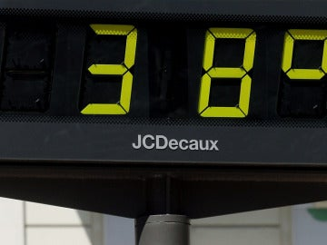 Temperaturas en Madrid