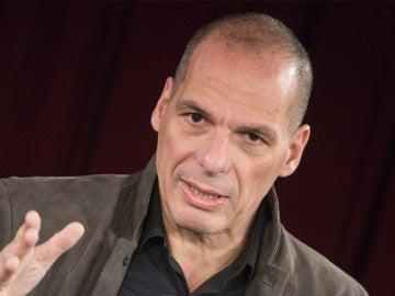 Exministro de Finanzas griego Yanis Varoufakis